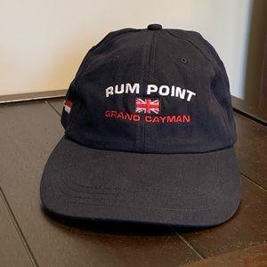 Rum Point Grand Cayman Souvenir Hat